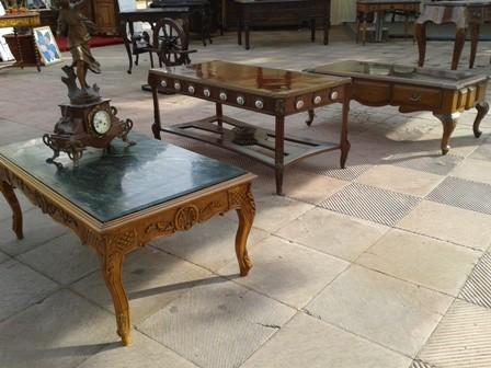 Tavolino Salotto Verde : Tavolini da salotto russo antichità